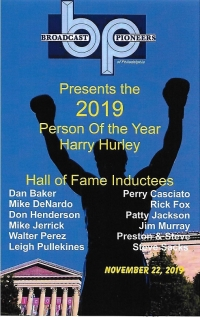 The 54th Annual Broadcast Pioneer's Hall of Fame Dinner